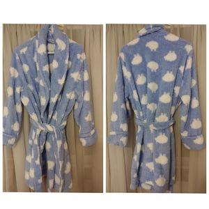 SONOMA fluffy robe! 🐑 💜